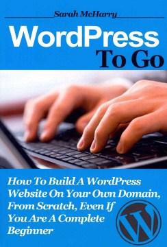 Bookjacket for  WordPress to go