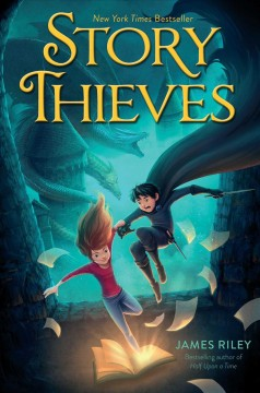 Bookjacket for  Story thieves