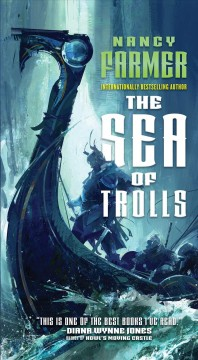 Bookjacket for The Sea of Trolls