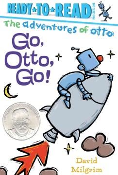 Bookjacket for  Go, Otto, go!