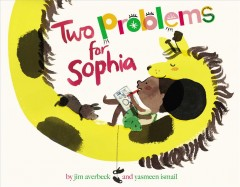 Bookjacket for  Two problems for Sophia