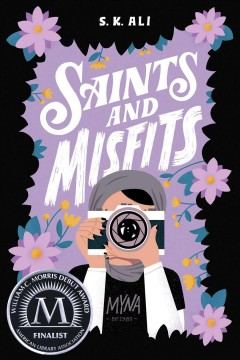 Bookjacket for  Saints and Misfits