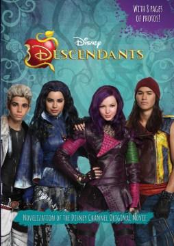 Bookjacket for  Disney Descendants : a novelization