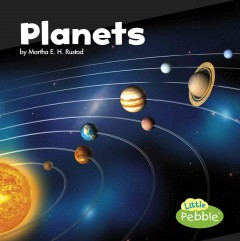 Bookjacket for  Planets