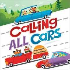 Bookjacket for  Calling all cars