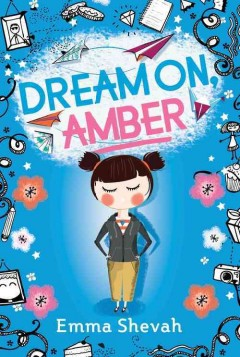 Bookjacket for  Dream on, Amber