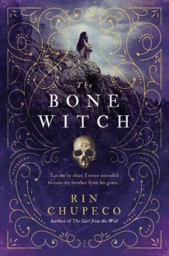 Bookjacket for The Bone Witch