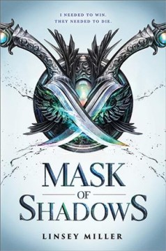 Bookjacket for  Mask of Shadows
