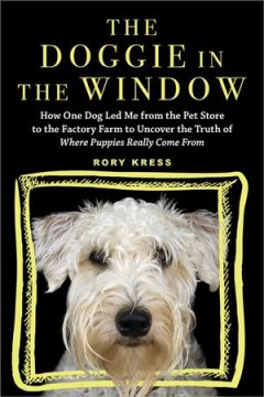 The Doggie in the Window How One Beloved Dog Opened My Eyes to the Complicated Story Behind Man's Best Friend