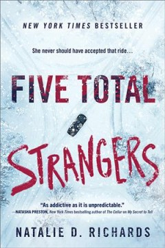 Bookjacket for  Five Total Strangers