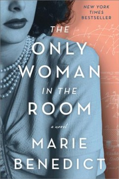 Bookjacket for The Only Woman In The Room