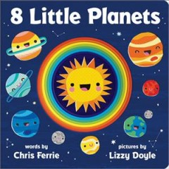 Bookjacket for  8 Little Planets