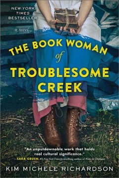 Bookjacket for The Book Woman of Troublesome Creek