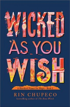Bookjacket for  Wicked As You Wish
