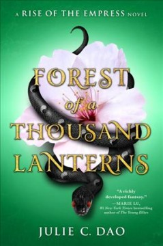Bookjacket for  Forest of a Thousand Lanterns