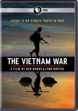 bookjacket for The Vietnam war : a film by Ken Burns and Lynn Novick