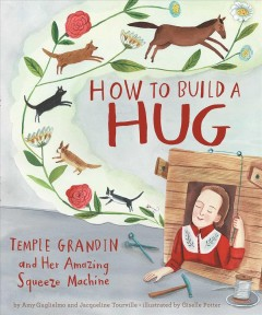 Bookjacket for  How to build a hug