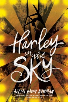 Bookjacket for  Harley in the Sky