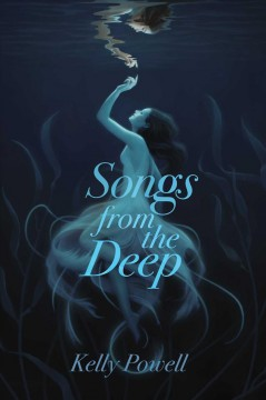 Bookjacket for  Songs from the Deep
