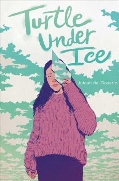 Bookjacket for  Turtle Under Ice