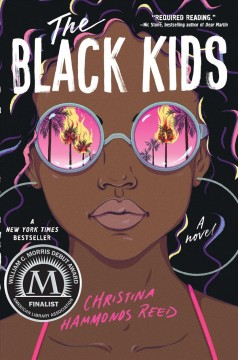 Bookjacket for The Black Kids