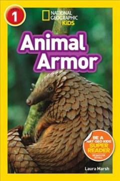 Bookjacket for  Animal armor