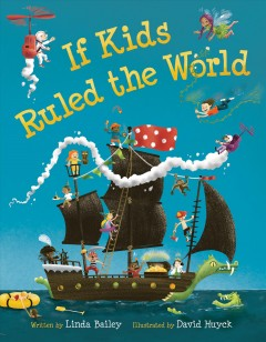 Bookjacket for  If Kids Ruled the World