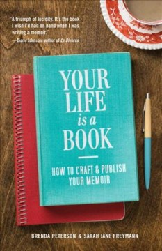 Bookjacket for  Your life is a book
