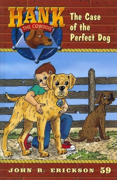 Bookjacket for The case of the perfect dog