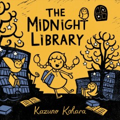 Bookjacket for The Midnight Library