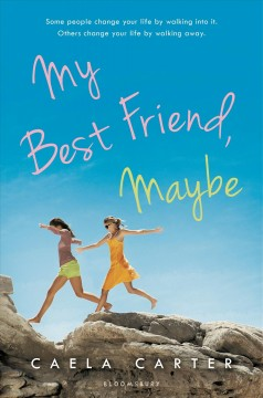 Bookjacket for  My Best Friend, Maybe