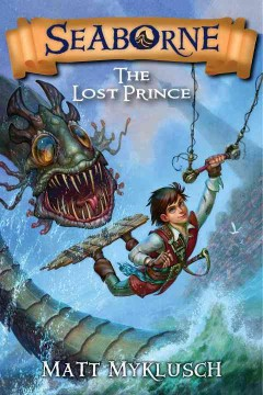 Bookjacket for  Seaborne: The Lost Prince