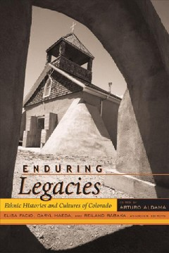 Bookjacket for  Enduring legacies