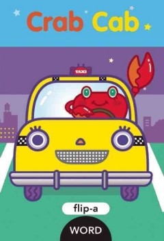 Bookjacket for  Crab cab