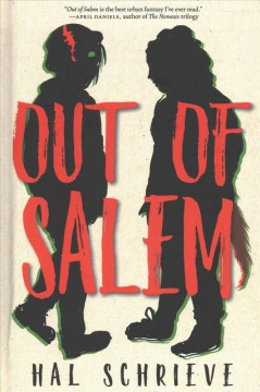 Bookjacket for  Out of Salem