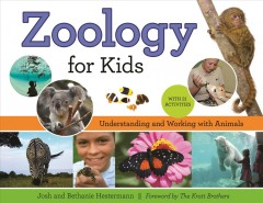 bookjacket for Zoology for kids