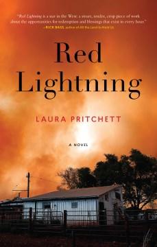 Bookjacket for  Red lightning