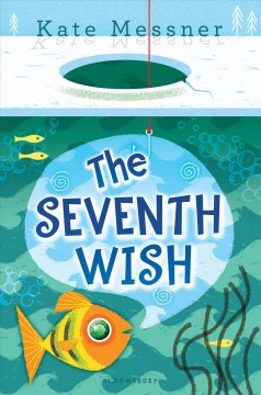 Bookjacket for The Seventh wish