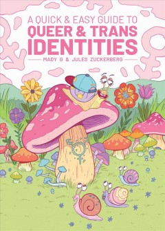 Bookjacket for A Quick & Easy Guide to Queer and Trans Identities
