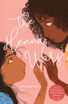 Bookjacket for The Henna Wars