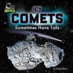 Bookjacket for  Icy comets