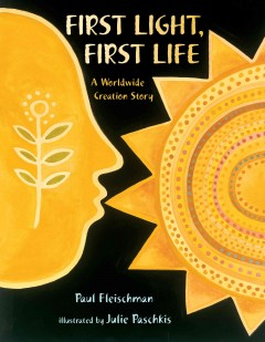 Bookjacket for  First light, first life