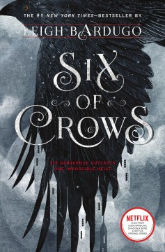 Bookjacket for  Six of Crows