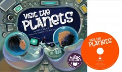 Bookjacket for  Visit the Planets