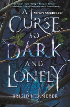 Bookjacket for A Curse So Dark and Lonely