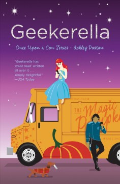 Bookjacket for  Geekerella