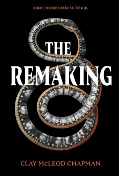 Bookjacket for The Remaking