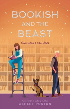 Bookjacket for  Bookish and the Beast