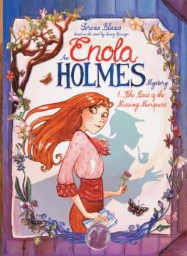 Bookjacket for  Enola Holmes Volume 1