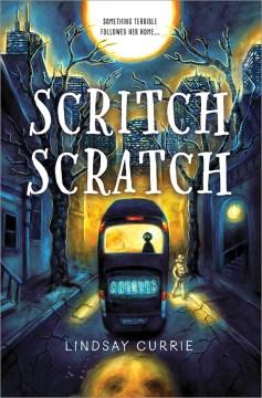 Bookjacket for  Scritch Scratch
